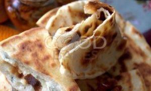 Лепешки с картофельно-сырной начинкой рецепт шаг 34