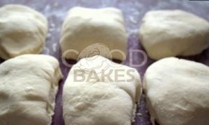 Лепешки с картофельно-сырной начинкой рецепт шаг 7
