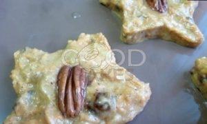 Морковное печенье с орехом пекан рецепт шаг 7