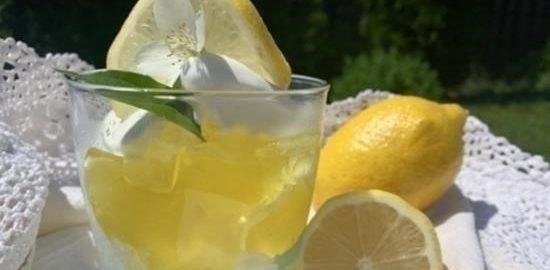 Мороженое «Лимонное настроение» кулинарный рецепт