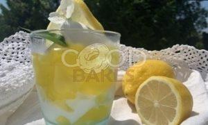 Мороженое «Лимонное настроение» рецепт шаг 4