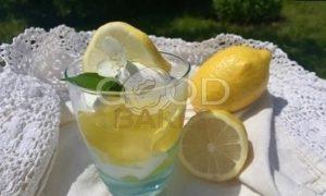 Мороженое «Лимонное настроение» рецепт шаг 6