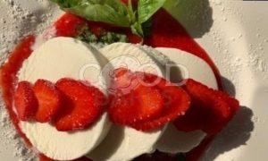 Мороженое с клубникой и базиликом рецепт шаг 5