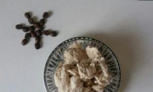 Мороженое с кофе и творогом кулинарный рецепт