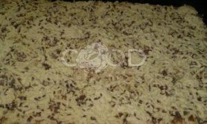 Пирог с джемом и орехами рецепт шаг 11
