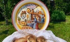 Пирожки с индейкой кулинарный рецепт