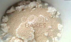 Пирожки с капустой в сковороде рецепт шаг 1
