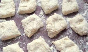 Пирожки с капустой в сковороде рецепт шаг 20