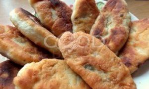 Пирожки с капустой в сковороде рецепт шаг 25