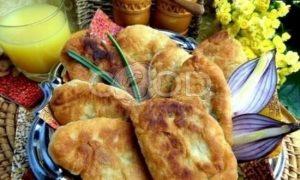 Пирожки с капустой в сковороде рецепт шаг 28