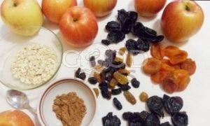 Пирожные с яблочным мармеладом рецепт шаг 1