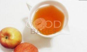Пирожные с яблочным мармеладом рецепт шаг 6
