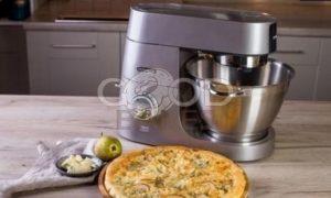 Пицца с грушей и горгонзолой рецепт шаг 9