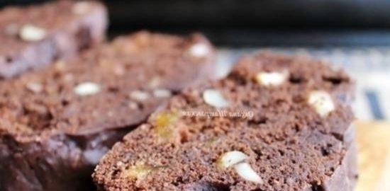 Пряный шоколадный кекс кулинарный рецепт