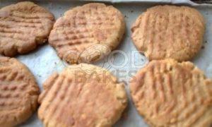 Рассыпчатое арахисовое печенье рецепт шаг 10