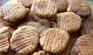 Рассыпчатое арахисовое печенье рецепт шаг 12