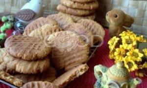 Рассыпчатое арахисовое печенье рецепт шаг 13