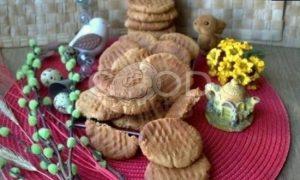 Рассыпчатое арахисовое печенье рецепт шаг 14