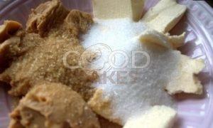 Рассыпчатое арахисовое печенье рецепт шаг 2