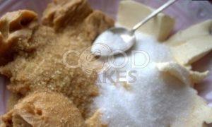 Рассыпчатое арахисовое печенье рецепт шаг 3
