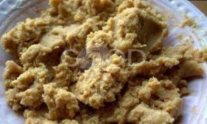 Рассыпчатое арахисовое печенье рецепт шаг 6
