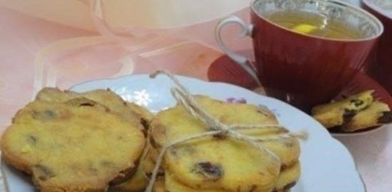 Рисовое печенье без сахара кулинарный рецепт