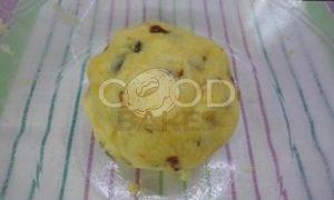 Рисовое печенье без сахара рецепт шаг 3