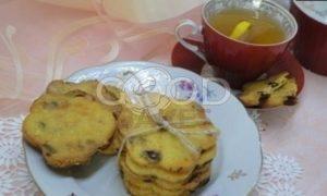 Рисовое печенье без сахара рецепт шаг 6