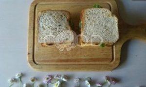 Сэндвич с карамелизированным луком рецепт шаг 14