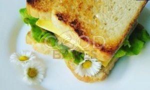 Сэндвич с карамелизированным луком рецепт шаг 15