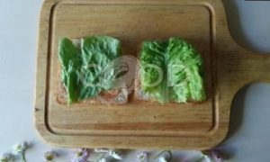 Сэндвич с карамелизированным луком рецепт шаг 8