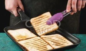 Сэндвич с овощами и тунцом рецепт шаг 5