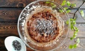 Шоколадно-фисташковый кулич рецепт шаг 15