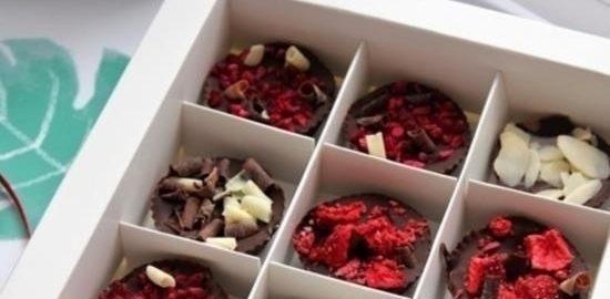 Шоколадно-ореховые конфеты кулинарный рецепт