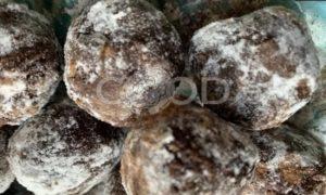 Шоколадные трюфельные шарики из печенья рецепт шаг 6