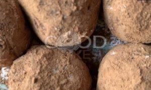 Шоколадные трюфельные шарики из печенья рецепт шаг 8