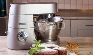 Шоколадный пирог с вишней и миндалем рецепт шаг 9
