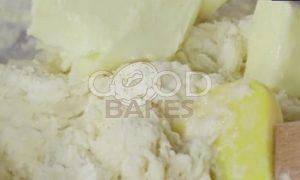 Сконы с грецкими орехами и сыром рецепт шаг 4