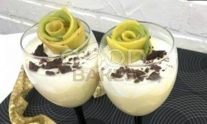 Сметанный десерт «Тропический вкус» рецепт шаг 14