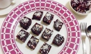 Свекольный мармелад с орехами и черносливом кулинарный рецепт