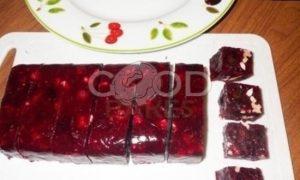 Свекольный мармелад с орехами и черносливом рецепт шаг 7