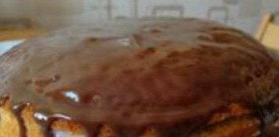 Торт «Для Екатерины» кулинарный рецепт