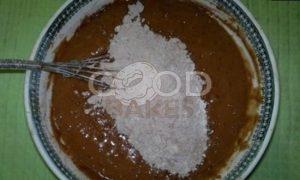 Торт с клубникой «Именинный» рецепт шаг 4