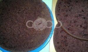 Торт с клубникой «Именинный» рецепт шаг 7