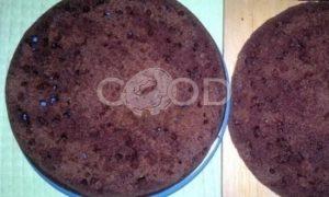 Торт с клубникой «Именинный» рецепт шаг 8