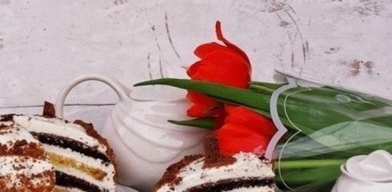 Торт «Сметанник» кулинарный рецепт