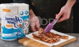 Тосты с беконом и яйцом пашот рецепт шаг 5