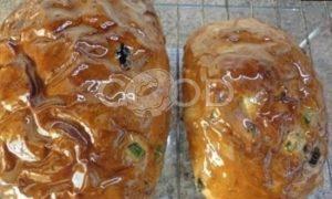 Традиционный чайный хлеб (Traditional bara brith) рецепт шаг 10