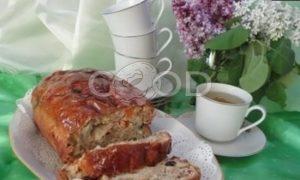 Традиционный чайный хлеб (Traditional bara brith) рецепт шаг 11