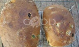 Традиционный чайный хлеб (Traditional bara brith) рецепт шаг 8